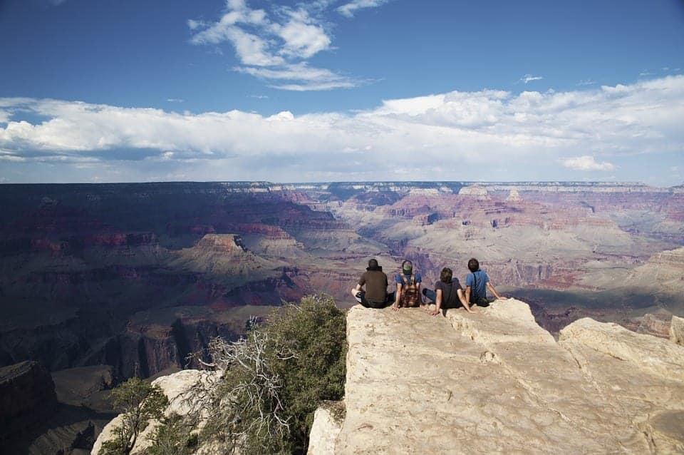 grand canyon edges
