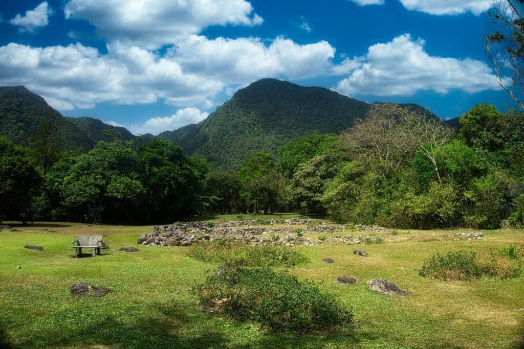 mountain panama