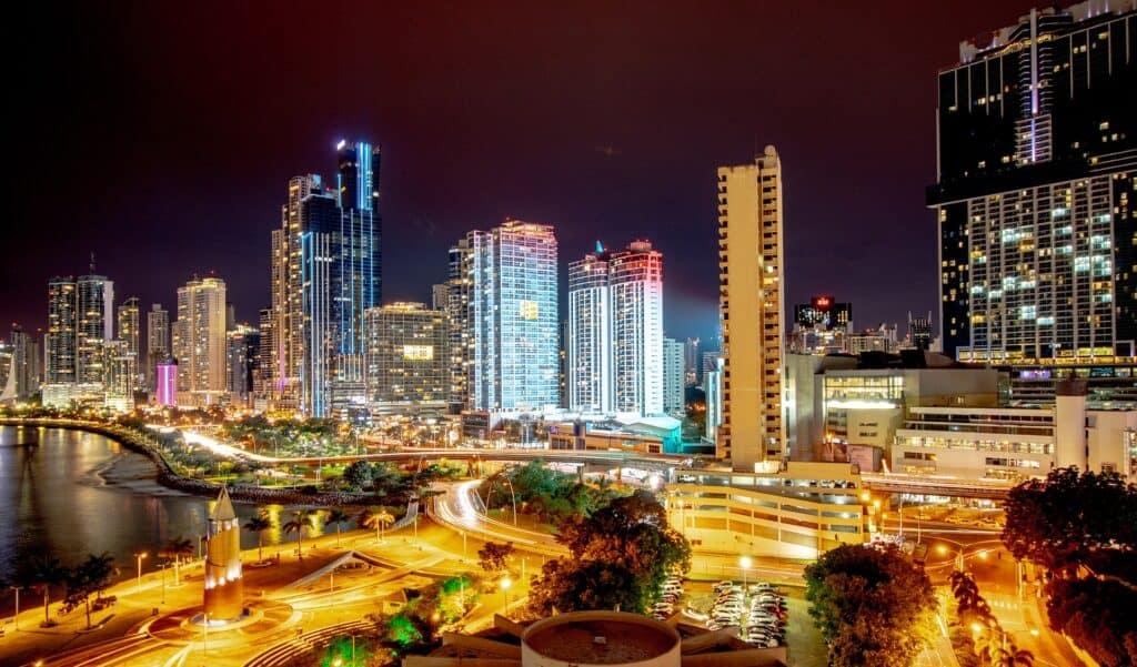 panama city casino cities