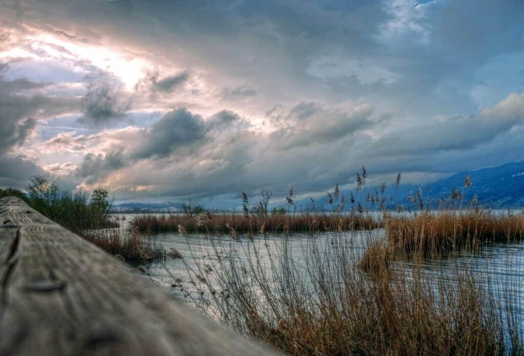 trichonida lake hidden gems in greece
