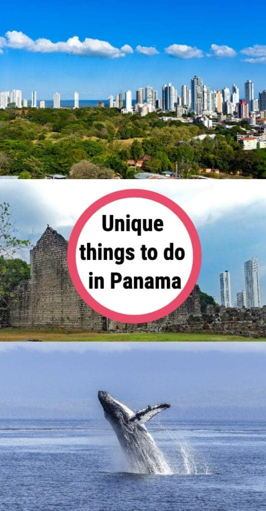 unique things to do in panama