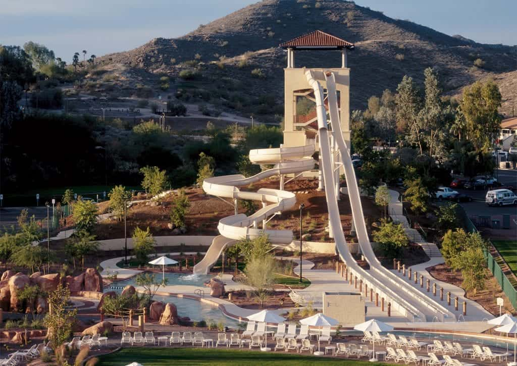 Oasis Water Park Arizona