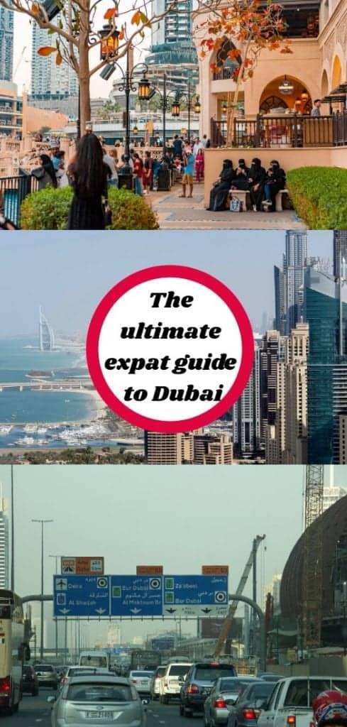 expat guide Dubai