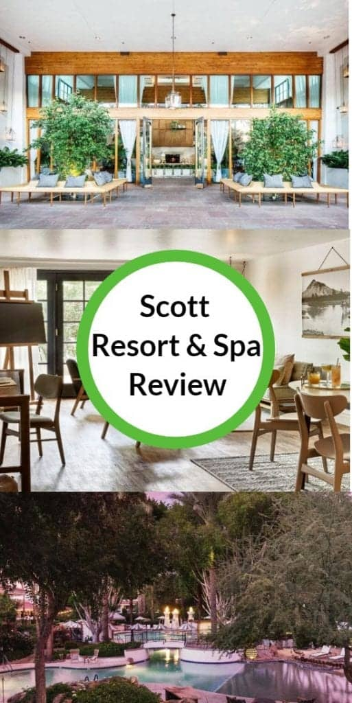 scott resort & spa review