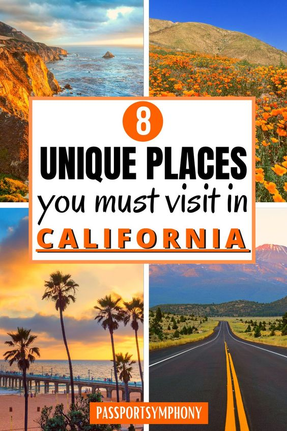 hidden gems in california