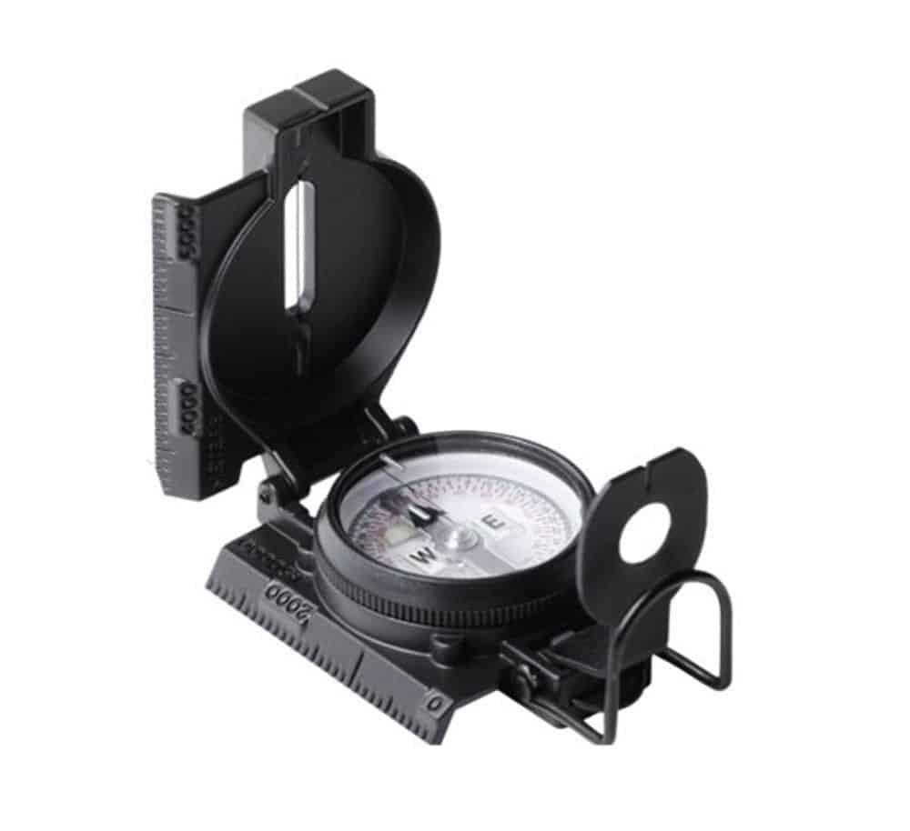 Cammenga S.W.A.T.Black Tritium Lensatic Compass