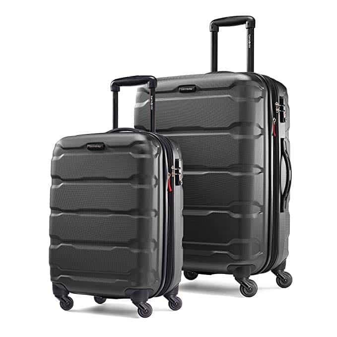 Samsonite pieceHardsideLuggagewithSpinnerWheels