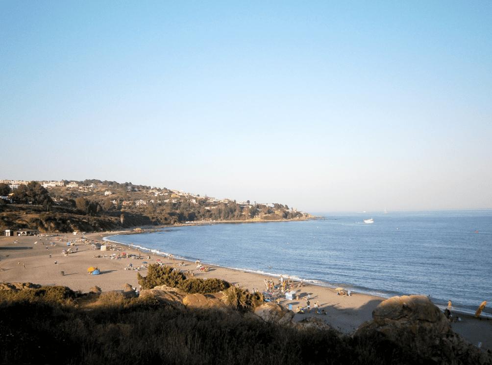 Cala Sardina Beach