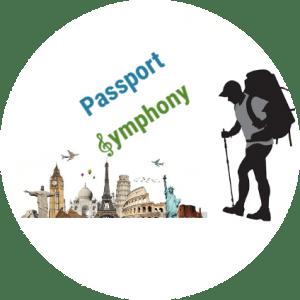 Passport Symphony Logo