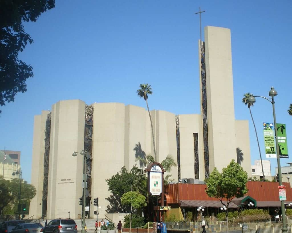 St. Basil's Catholic Church los angeles