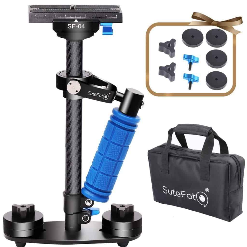 Sutefoto Camera Stabilizer Handheld Gimbal