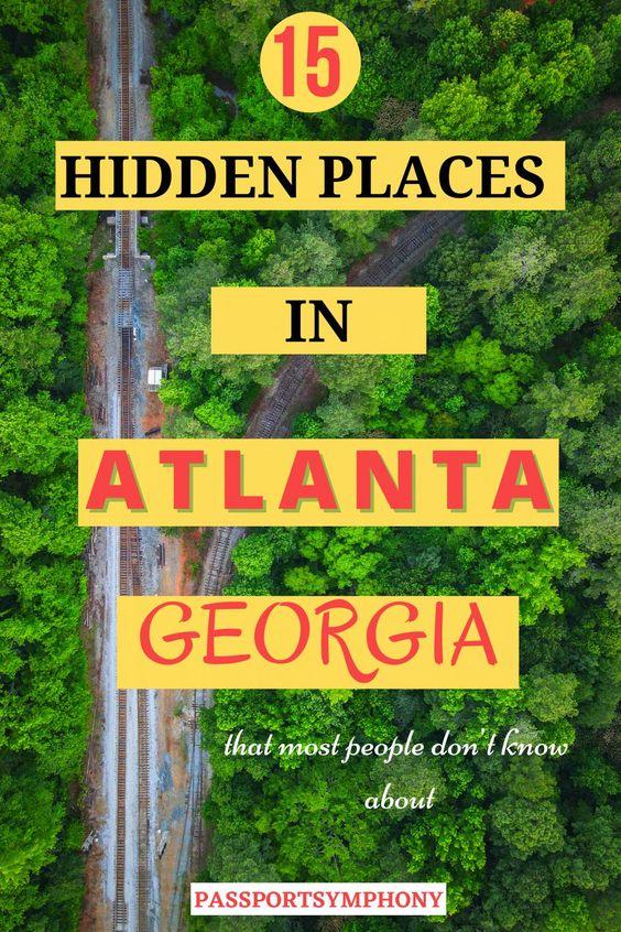 hidden gems in atlanta