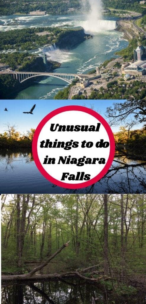 unusual things to do in Niagara Falls