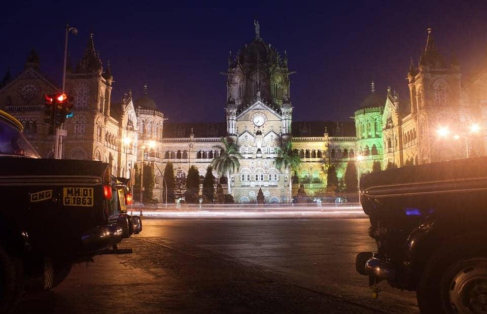 Mumbai time