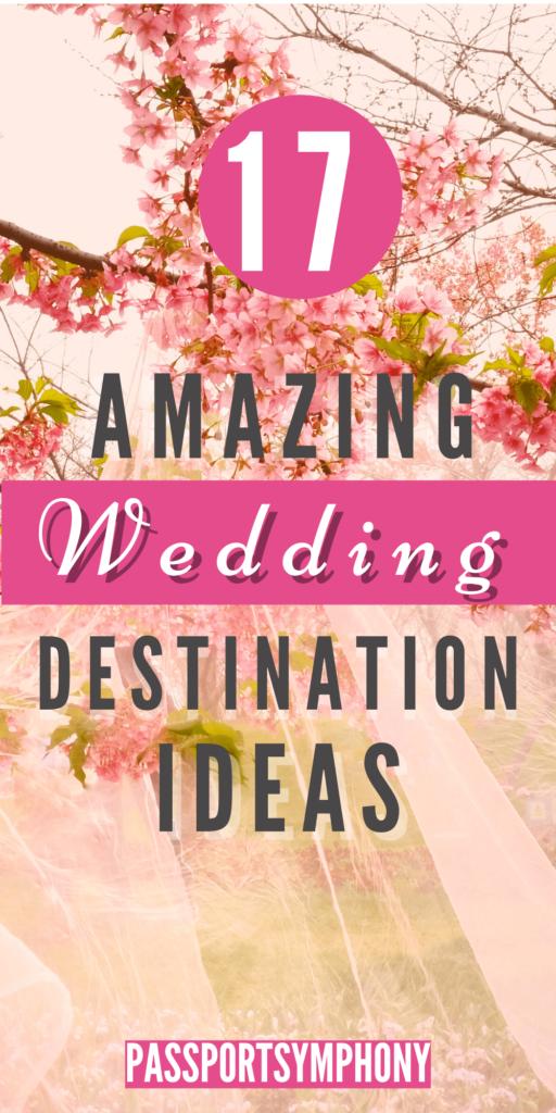 amazing wedding destinations min