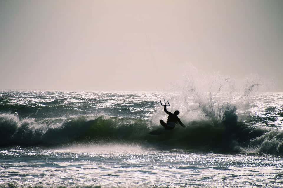 kitesurfing travel jobs
