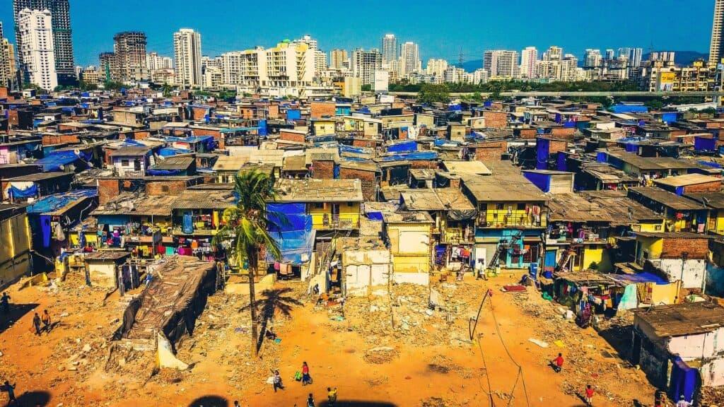 slum mumbai