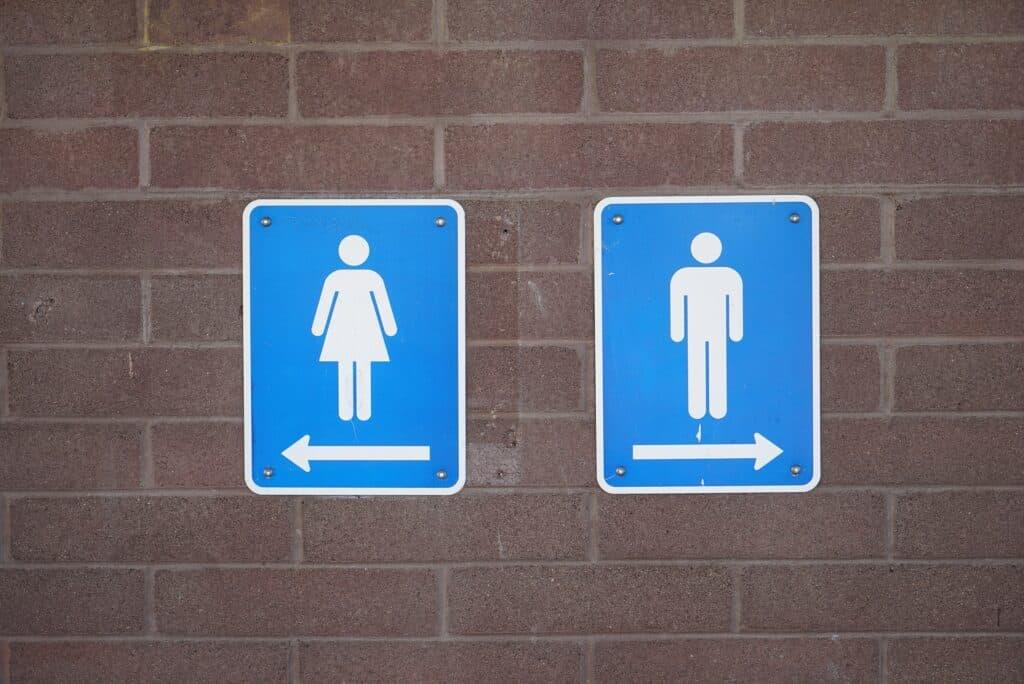 toilet germany
