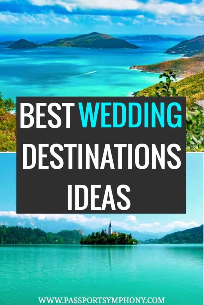unique wedding destinations