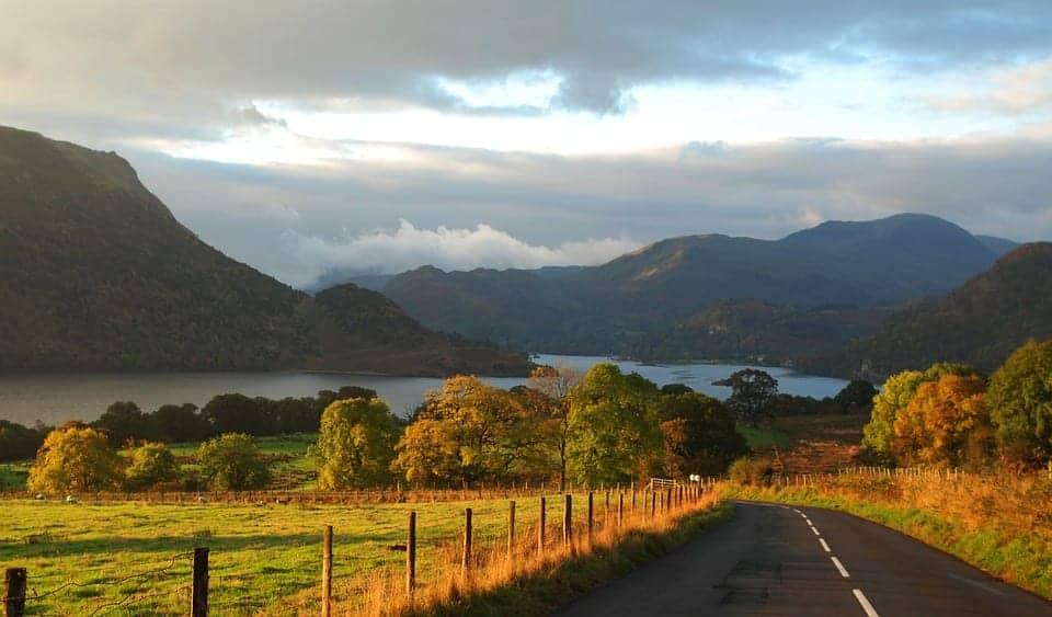 Lake District caravan holiday UK