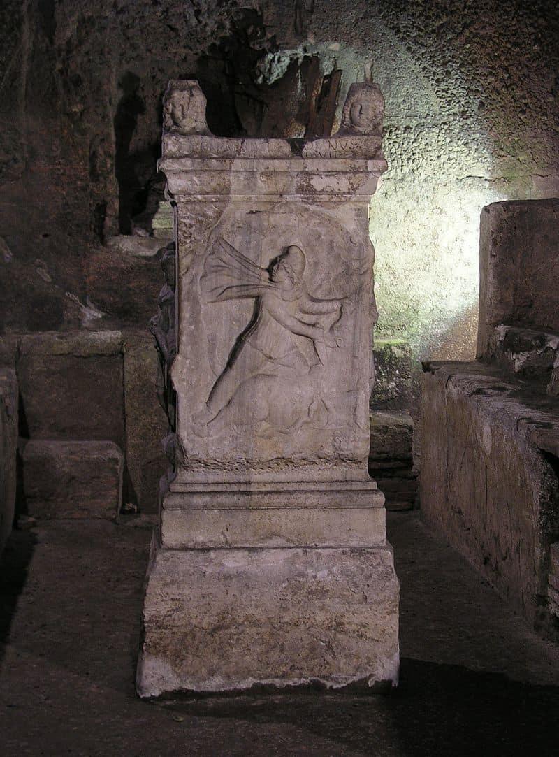 Mithraeum hidden gems in rome