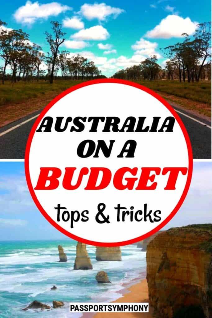 visit australia on a budget