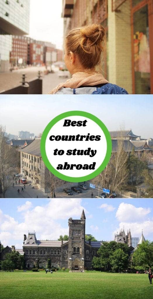 best study abroad countries