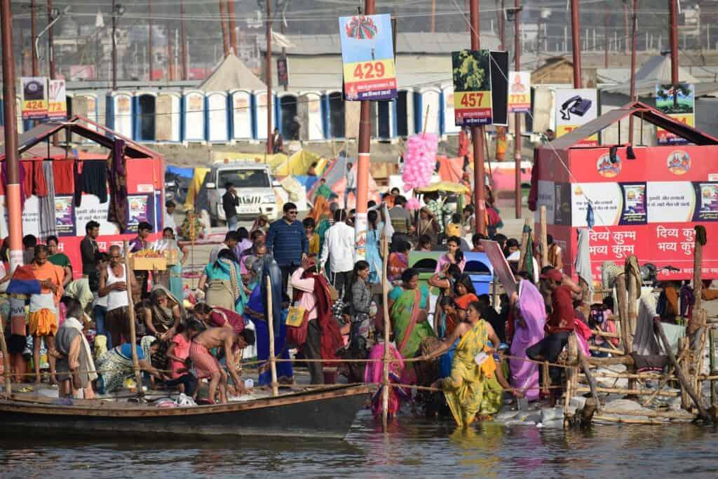 pandey ghats in varanasi