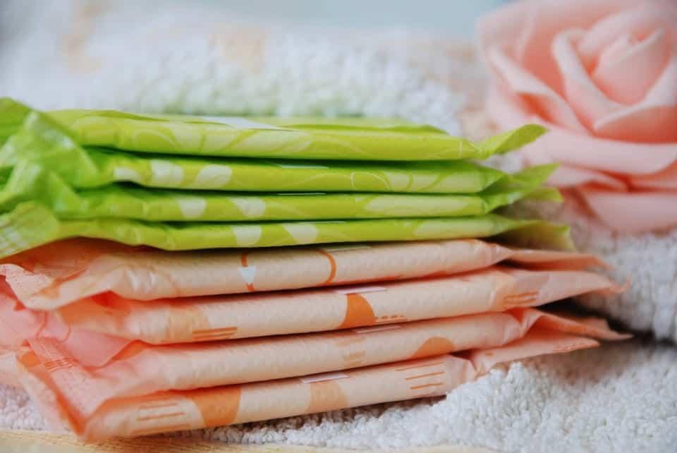 menstruation travel hygiene