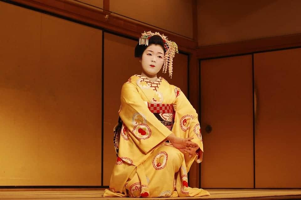 Kabuki only in japan