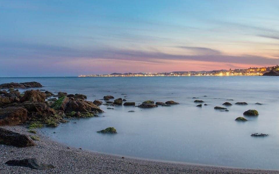 Spain beaches