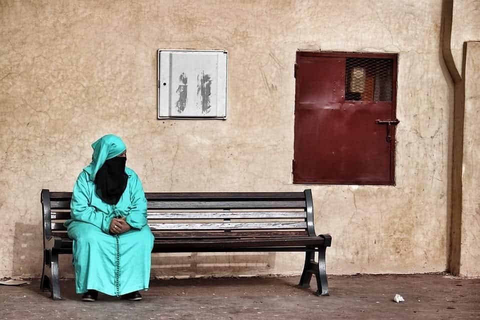 muslim lady hijab