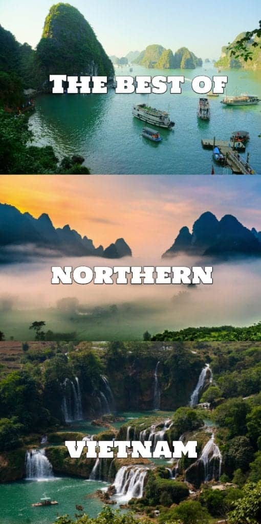 places to visit in northern vietnam