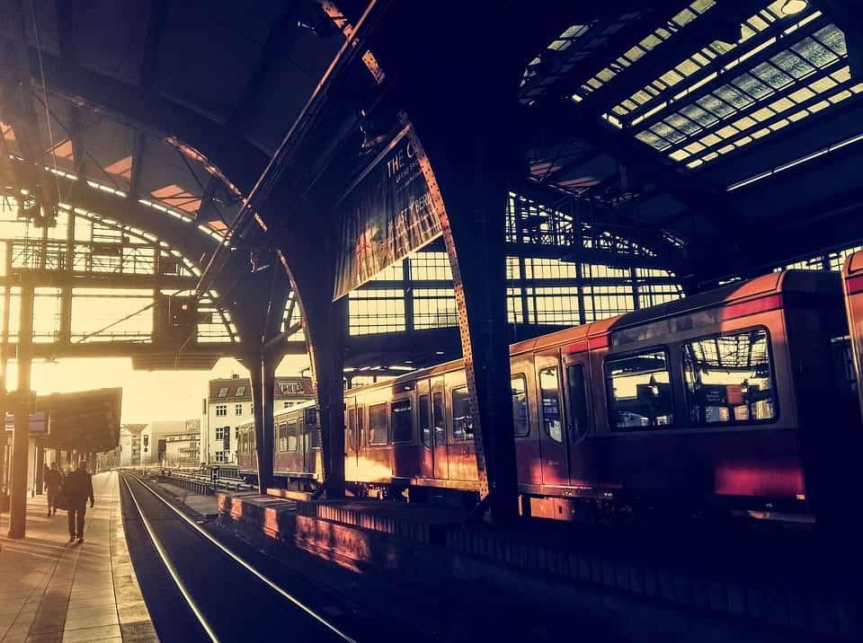 train connection