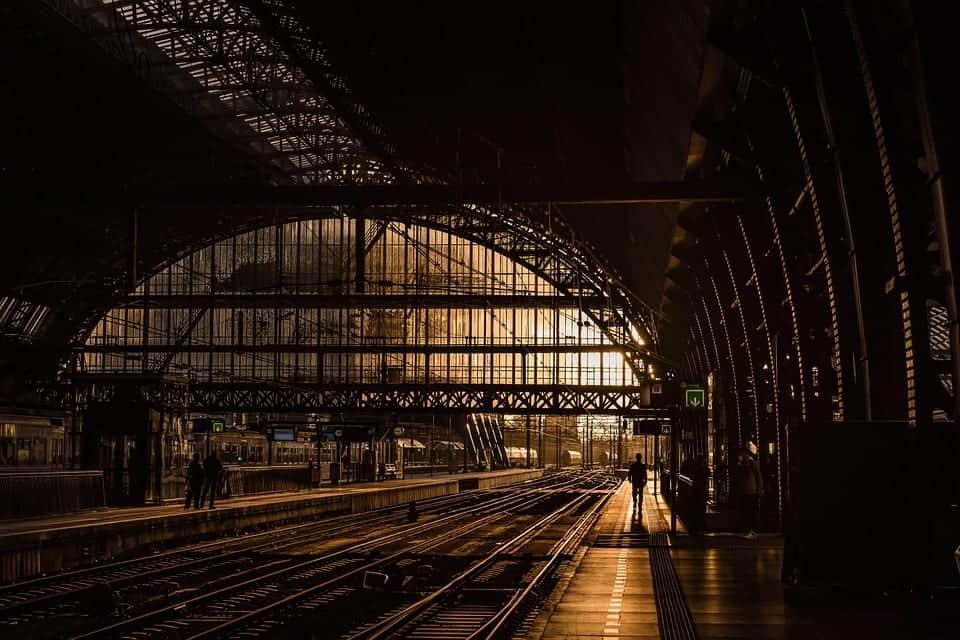 train station europe