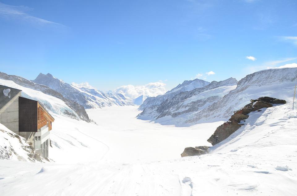 Interlaken best winter destinations in europe