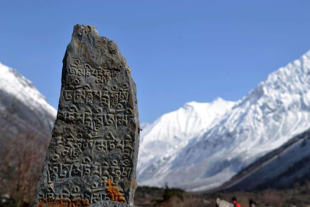 himalayas nar phu valley trek