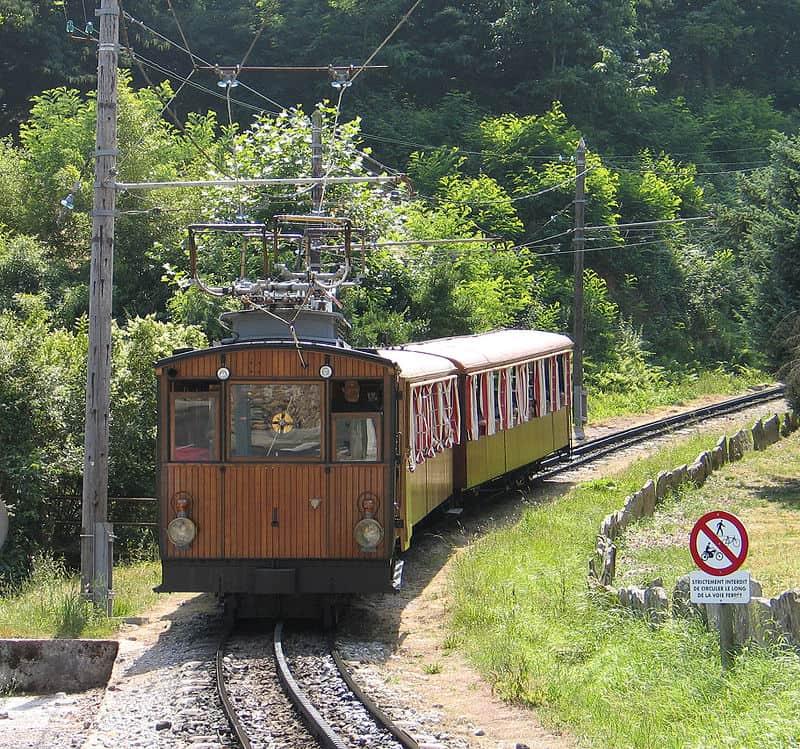 la rhune train