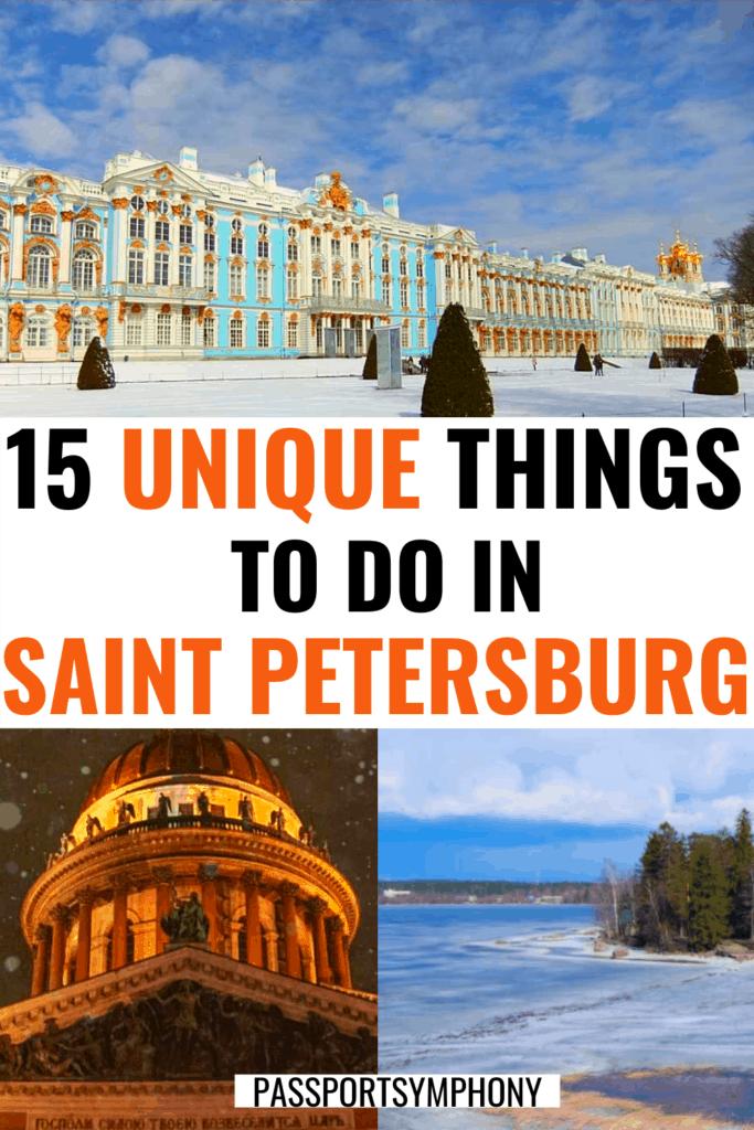 things to do in winter in saint petersburg
