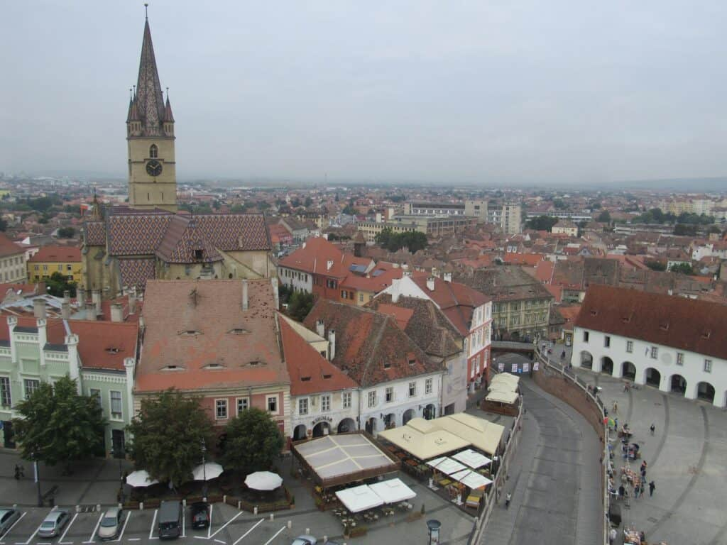 sibiu best winter destinations in europe