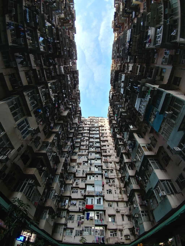 yick fat building hong kong