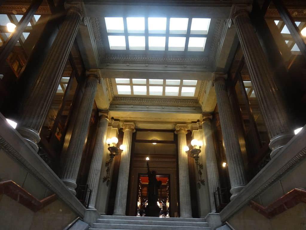 arus library barcelona