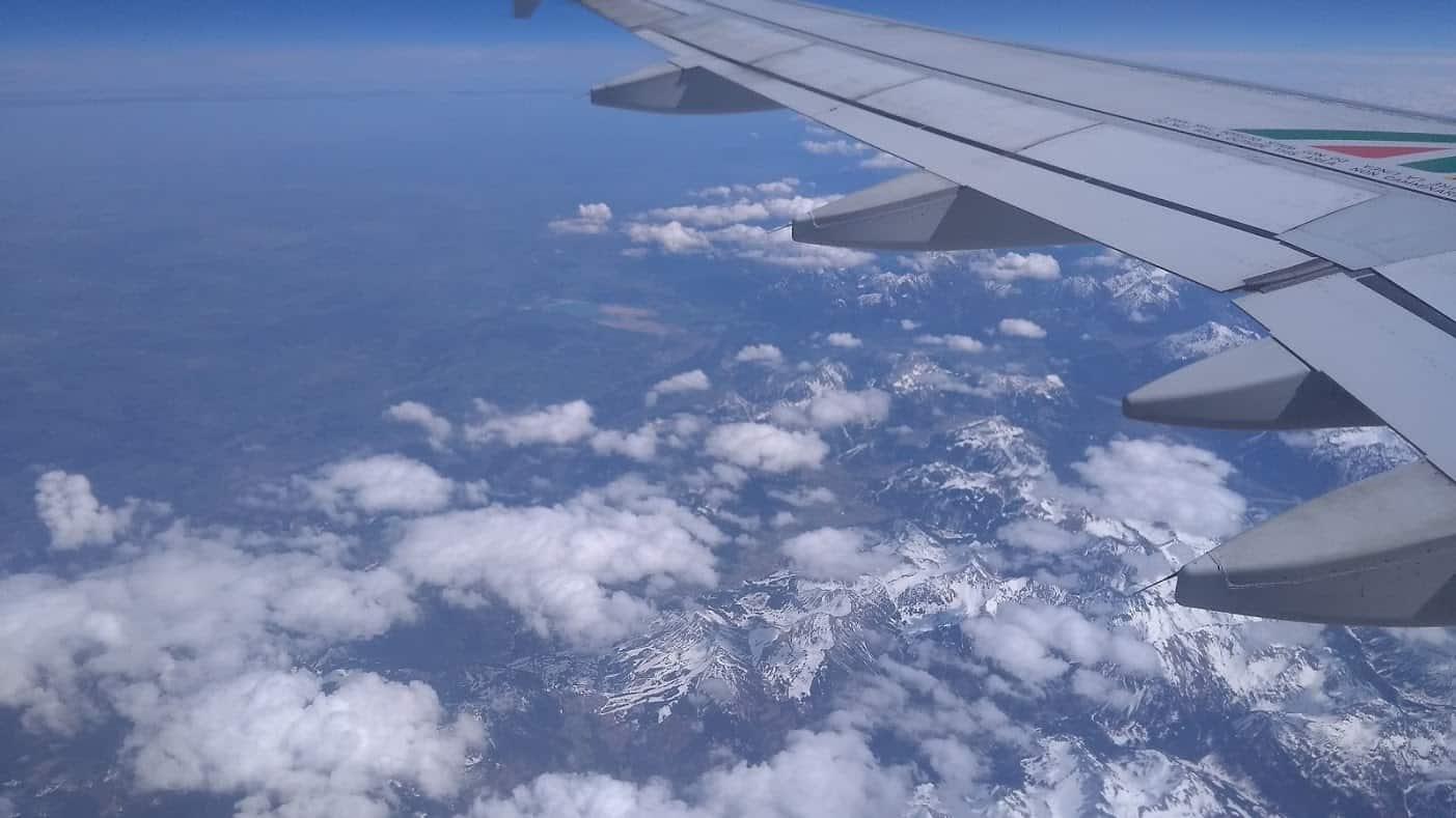 flight clouds
