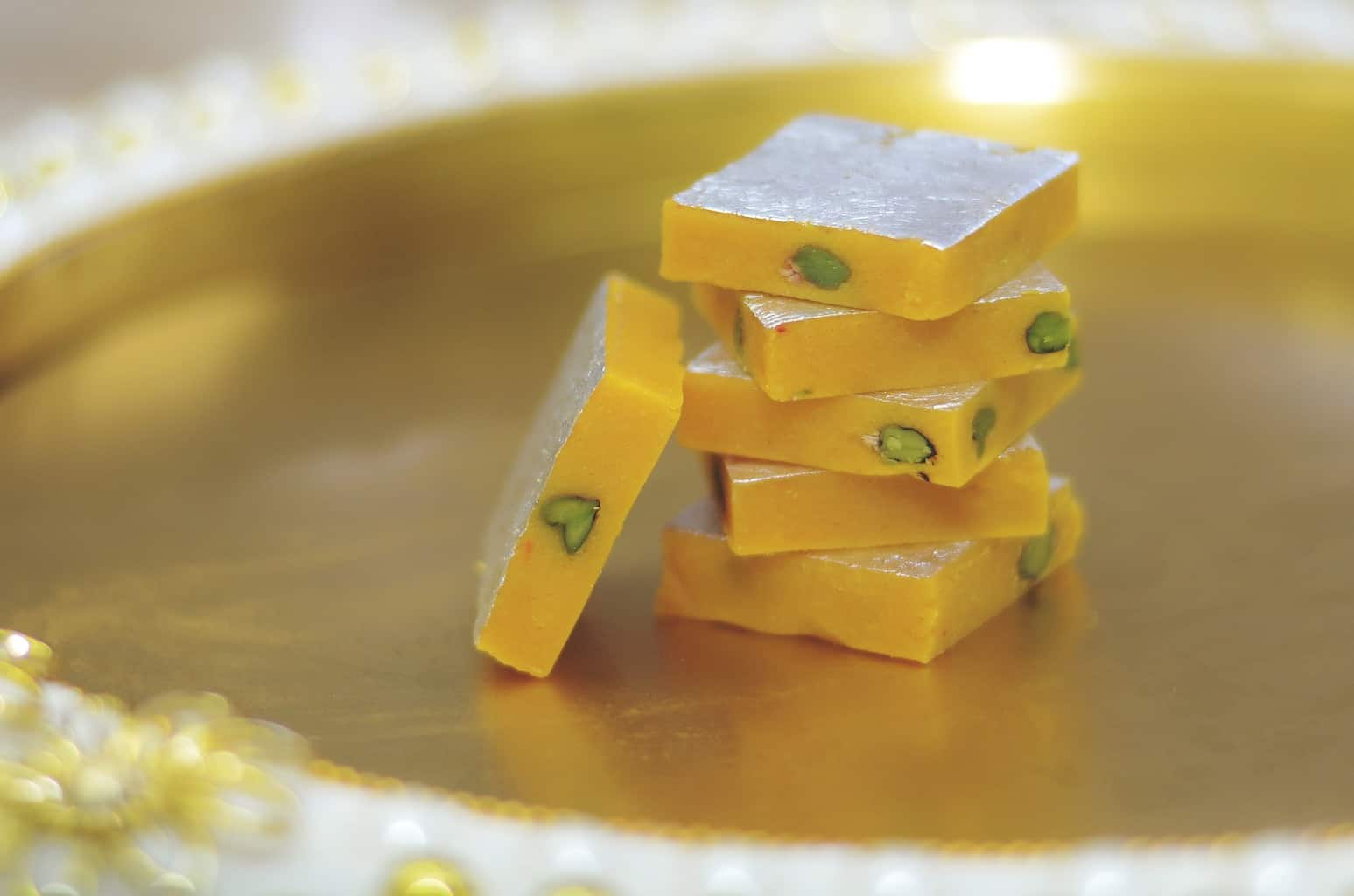 dubai golden dessert