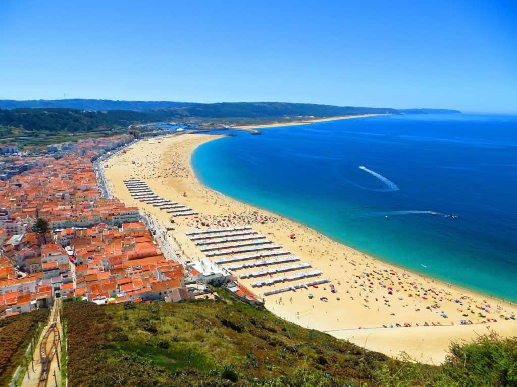 nazare best surfing destinations