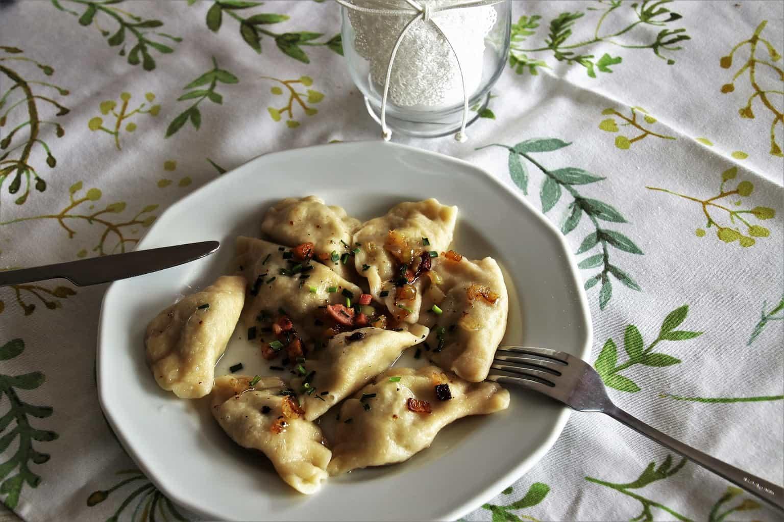polish food dumplings
