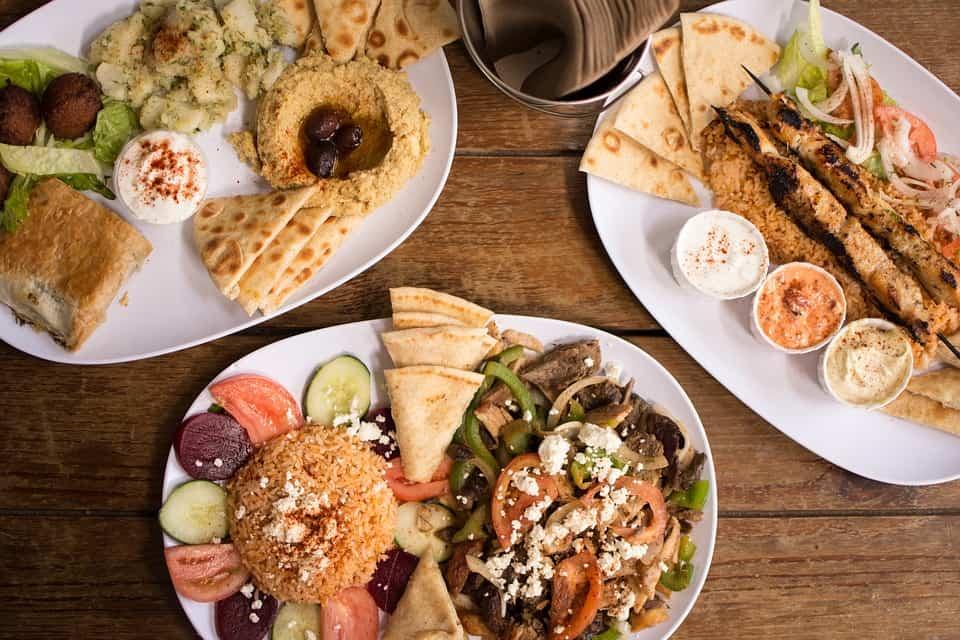 greek food best food destinations in europe