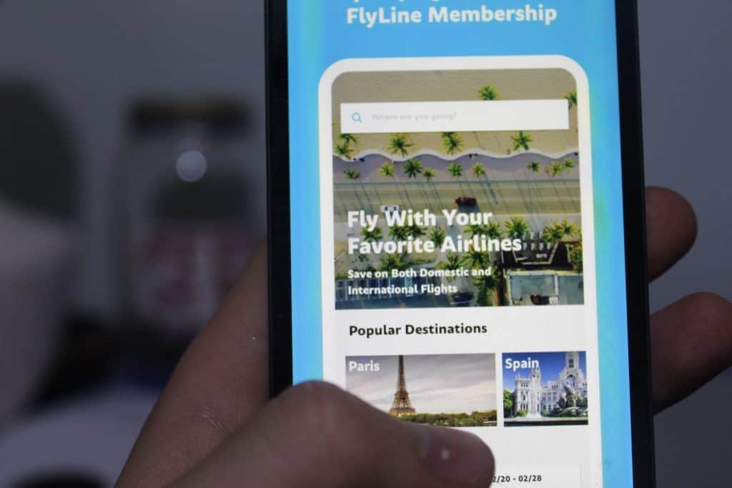 flyline app