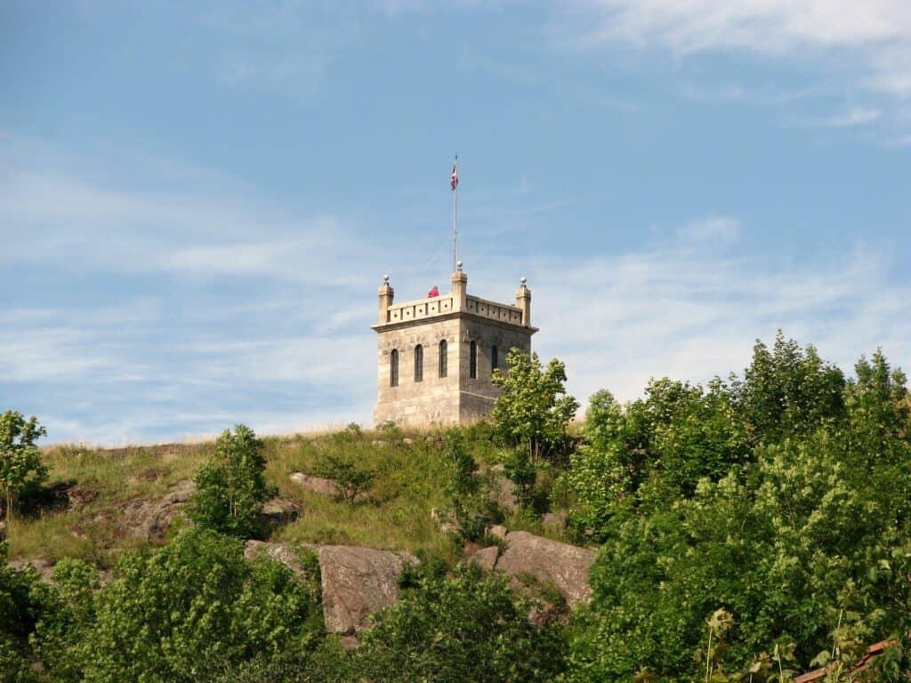 tonsberg fortress