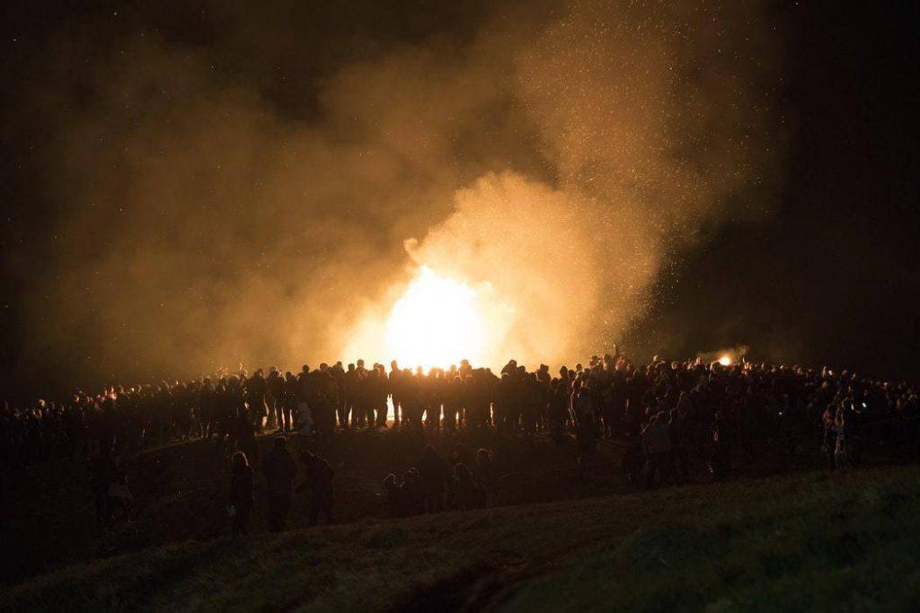 fire festival scotland